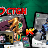 Sinestro Corps Disruption vs Blue Lanterns | MetaX on OCTGN Episode 6