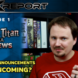 Attack on Titan Previews begin! And OP News incoming? | The X-Report: Episode 1