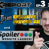 Attack on Titan Exclusive Preview and Metaspoiler Launch | The X-Report: Episode 3