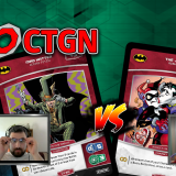Arkham Inmates vs Multi-Stat Rogues Gallery | MetaX on OCTGN Episode 8