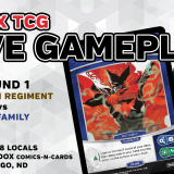 MetaX TCG Live Gameplay - Paradox Locals 7/21/18, Round 1