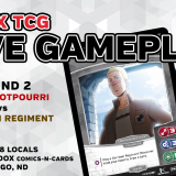 MetaX TCG Live Gameplay - Paradox Locals 7/21/18, Round 2
