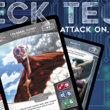 Deck Tech - Attack On, Titans!