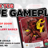 MetaX TCG Live Gameplay – Paradox Locals 8/11/18 Round 1