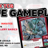 MetaX TCG Live Gameplay – Paradox Locals 8/11/18 Round 2