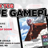 MetaX TCG Live Gameplay - Paradox Locals 8/11/18 Round 3