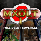The First MetaX OCTGN League Tournament