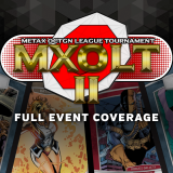 The Second MetaX OCTGN League Tournament