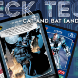 Deck Tech - Cat and Bat (and 'Borg)