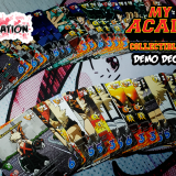 Vital Information - My Hero Academia Demo Deck Contents!