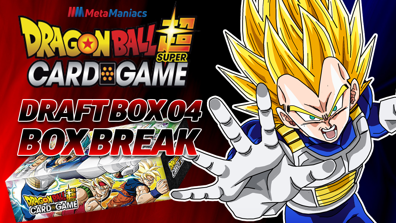 Draft Box 04 – Dragon Brawl Box Break!