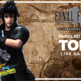 FFTCG Fargo, ND Local Qualifier - Top 8 Live Gameplay (with Commentary)