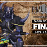 FFTCG Fargo, ND Local Qualifier - Finals Live Gameplay (with Commentary)