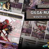Tournament Report - Gilga-Rush Hour