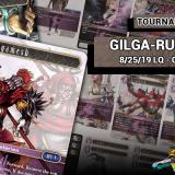Tournament Report - Gilga-Rush Hour