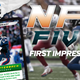 The Kibitz: NFL Five First Impressions