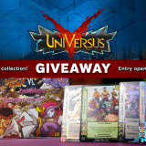 UniVersus Tag Team Giveaway - Win an Instant Collection!