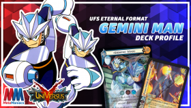 UniVersus Gemini Man Deck Profile – UFS Eternal Format