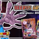 DBSCG Deck Profile: R/Y Beerus Arrival