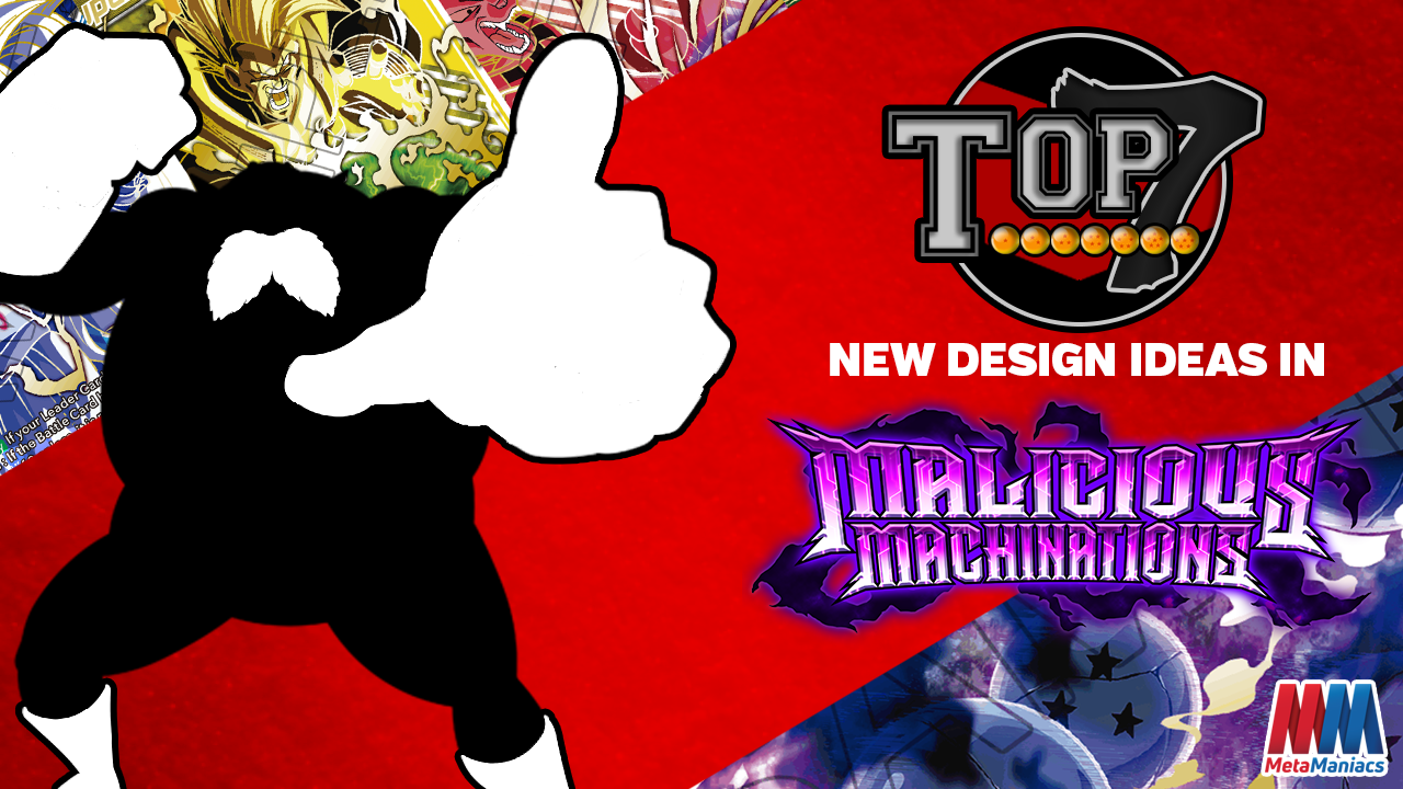 Top 7 – New Design Ideas in Dragon Ball Super Series 8