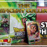 The Magnificent Collection - The Best Product to Start Playing the Dragon Ball Super Card Game