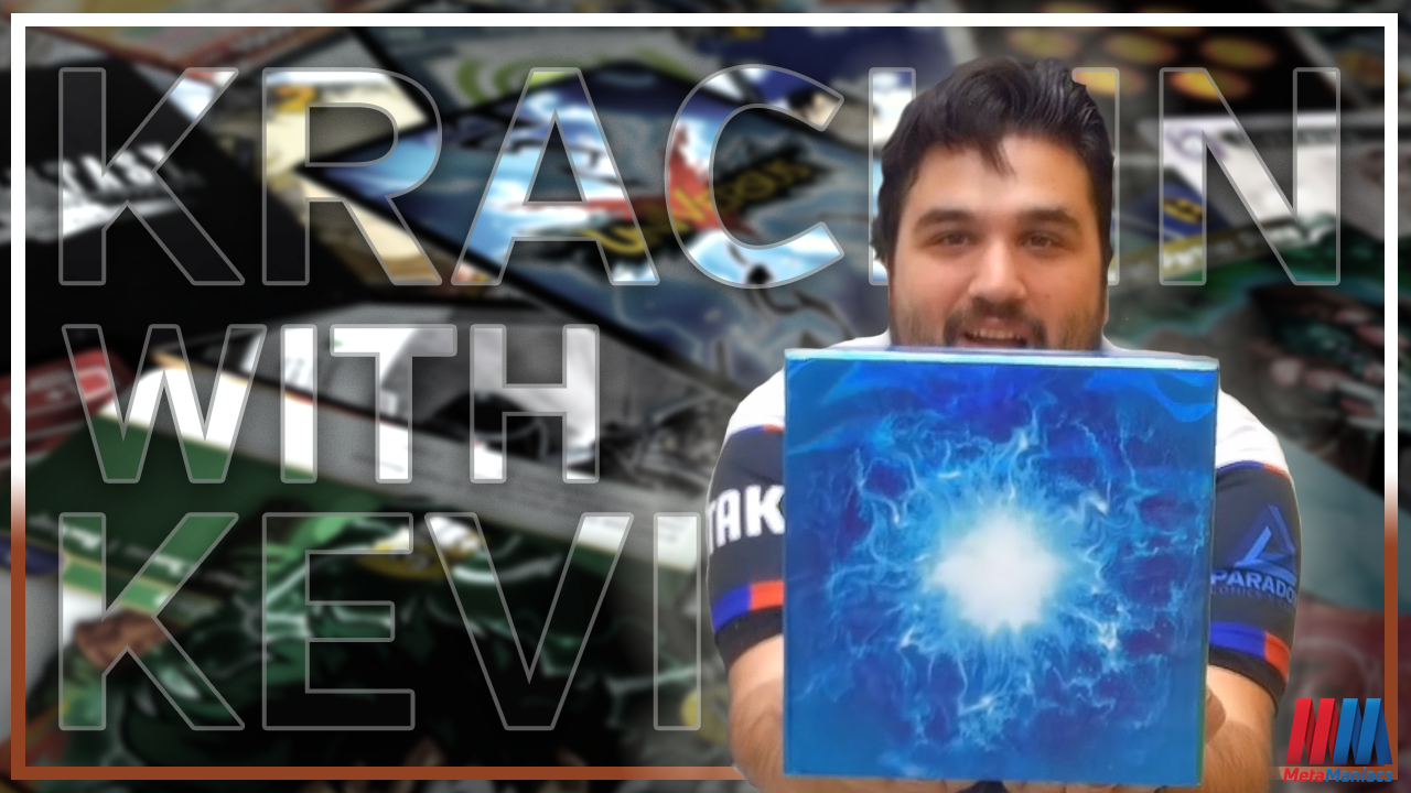 ENERGON EDITION! Transformers TCG BOX OPENING! ⚡️ Krackin' with Kevin