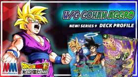DBSCG Deck Profile: U/G Gohan Aggro