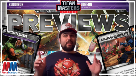 Bludgeon Arrives! Our exclusive TRANSFORMERS TCG Wave 5 Previews!