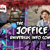 Vital Information - The Joffice Live on 4/24/20 - All UniVersus Info