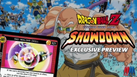 Red Healing Drill – FanZ Set 14: Showdown Exclusive Preview!