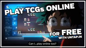 UNTAP.IN TUTORIAL – Play your favorite TCGs online for free!