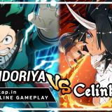 Midoriya vs Celinka! UniVersus CCG Online Gameplay