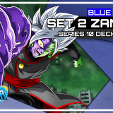 DBSCG Deck Profile: Blue/Green Set 2 Fused Zamasu (Series 10)