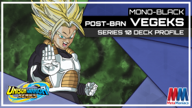DBSCG Deck Profile: Post-U3 Ban Vegeks (Series 10)