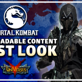 FIRST LOOK: UniVersus DLC - Mortal Kombat (+ Giveaway!)