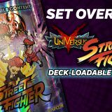 UniVersus CCG - Street Fighter DLC Set Overview