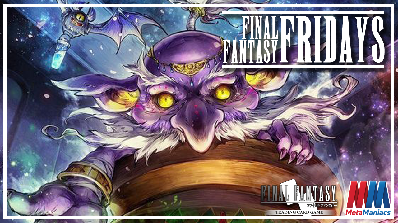 Cure Series 2 R1 Recap and Relm Backup Control Update – Final Fantasy Fridays