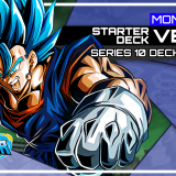 DBSCG Deck Profile: Mono-Blue Starter Deck Vegito (Set 10)