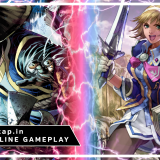 Raiden vs Cassandra - UniVersus CCG Online Gameplay
