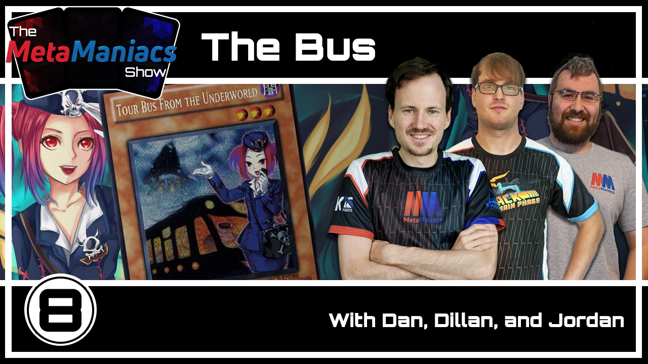 The MetaManiacs Show Episode 8 – The Bus