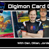 The MetaManiacs Show Episode 7 - Digimon Card Game
