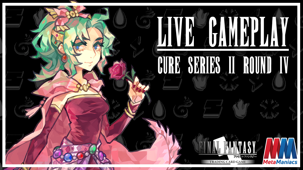 FFTCG Live Gameplay – Fire/Ice FF6 Mirror Match