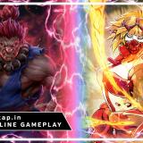 Akuma vs Remiliss - UniVersus CCG Online Gameplay