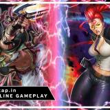 Talim vs C. Viper - UniVersus CCG Online Gameplay