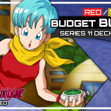 DBSCG Deck Profile: Red/Yellow Competitive Budget Bulma