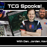 The MetaManiacs Show Episode 13 - TCG Spooks!