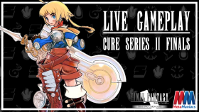 FFTCG Live Gameplay – Cure Series II FINALS – Fire/Wind Evokers vs Prime Monsters