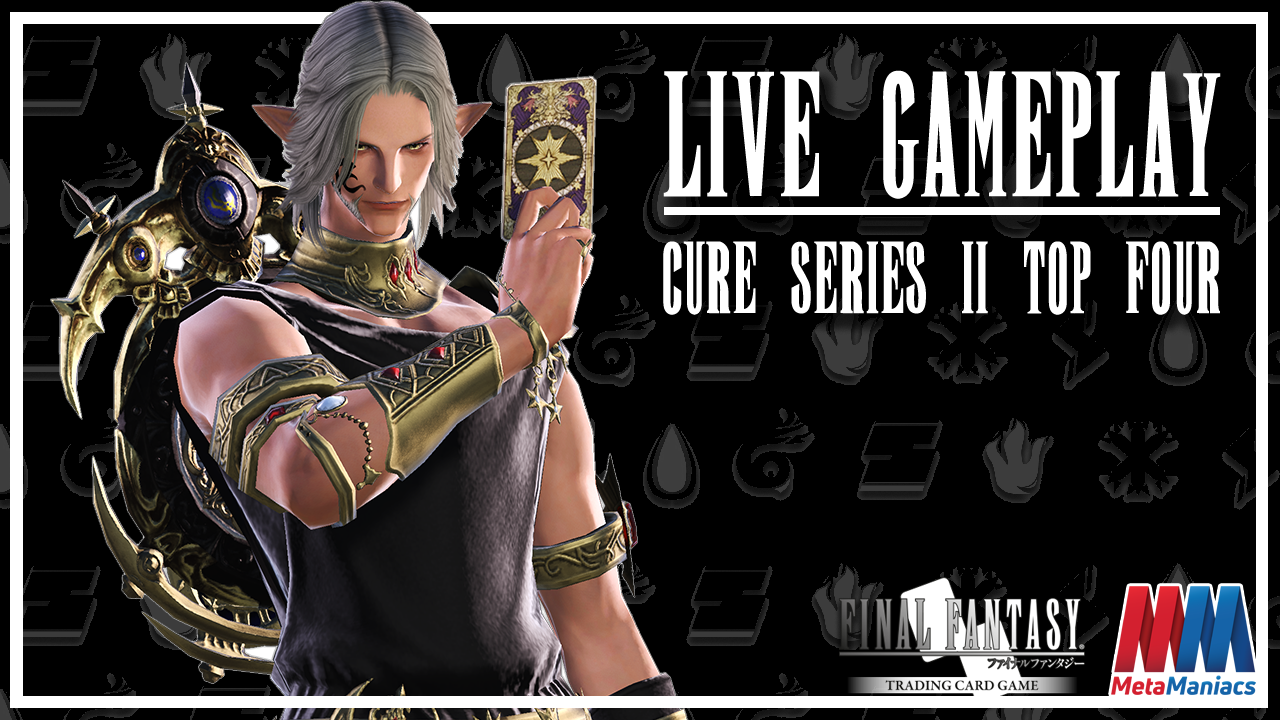 FFTCG Live Gameplay – Cure Series II Top 4 – Fire/Wind Marche/Ritz vs Prime Monsters