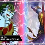 Byakko vs Kilik - UniVersus CCG Online Gameplay
