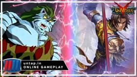 Byakko vs Kilik – UniVersus CCG Online Gameplay